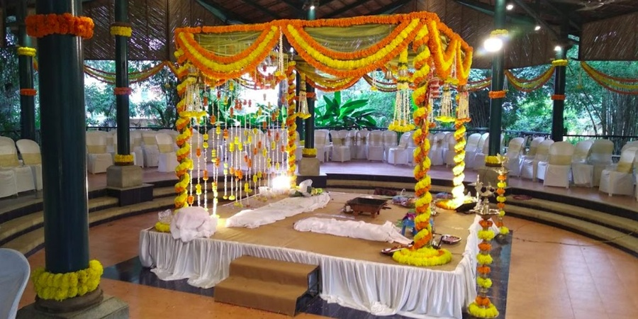 Shankaraa Foundation Kanakapura Road Bangalore - Wedding Lawn
