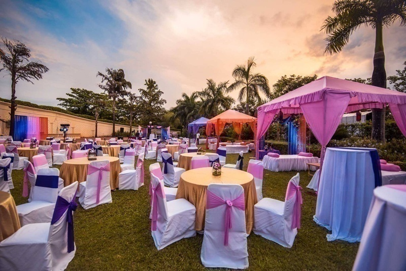 Goa destination wedding planning diaries real couples show us goa destination wedding dcor junglespirit Image collections