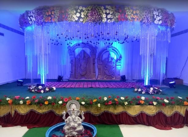 Datla Conventions Pendurthi Visakhapatnam - Banquet Hall