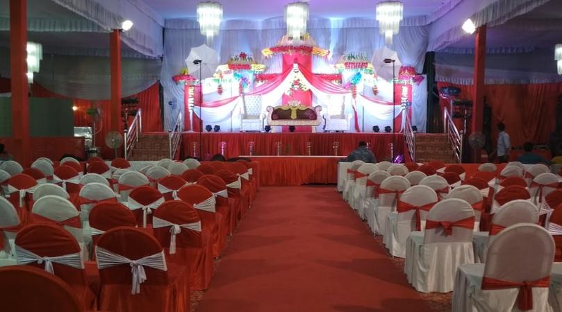 Maan Lawn Aliganj Lucknow - Wedding Lawn