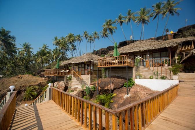 The Cape Canacona Goa - Wedding Lawn