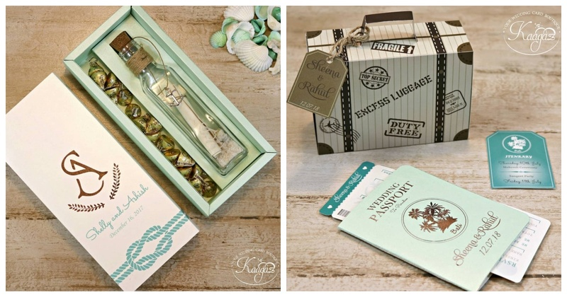 10 cool and quirky wedding invites that won't land up in the newspaper pile!