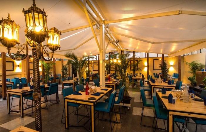 Nation 52 Restaurant Karve Nagar Pune - Banquet Hall