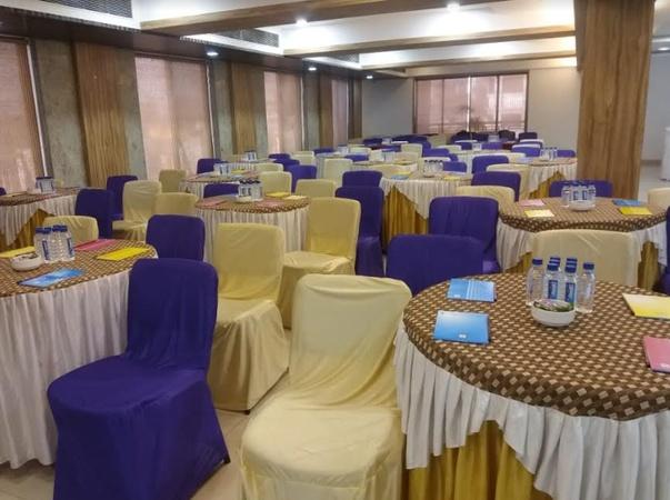 VITS Upper Thane Bhiwandi Mumbai - Banquet Hall