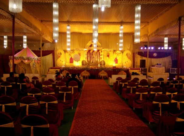 Khushi Lawn Kursi Road Lucknow - Banquet Hall
