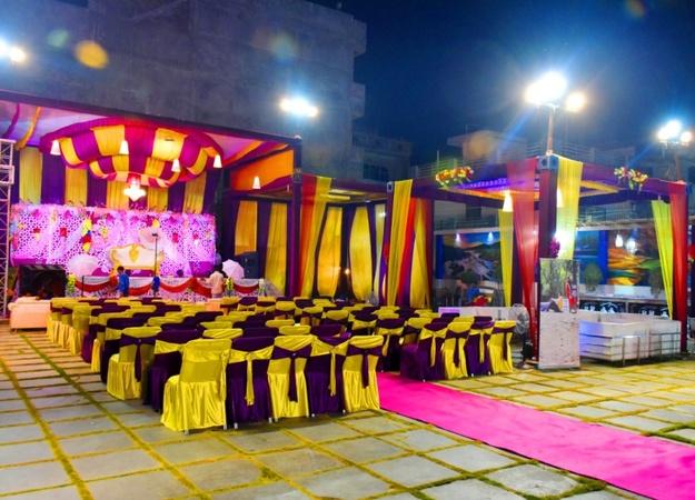 Mansa Galaxy Kalyanpur Kanpur - Banquet Hall