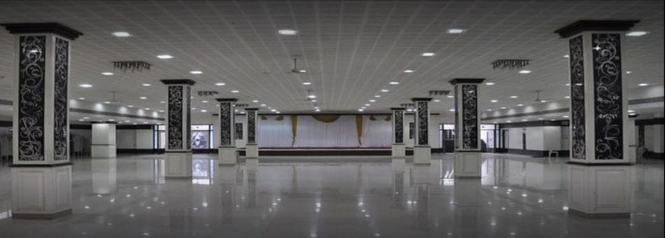 Shree Maheshwari Bhavan Citylight Surat - Banquet Hall