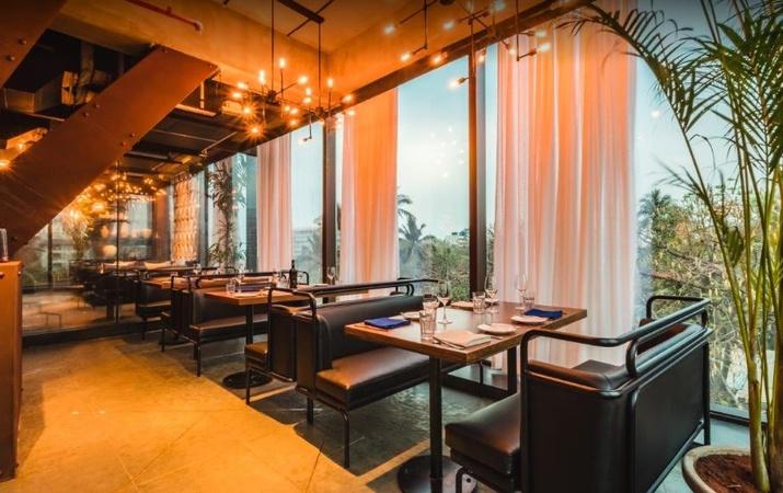 Indigo Delicatessen Juhu Mumbai - Banquet Hall