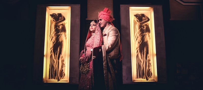 Karan & Annie Pune : Exquisite Sikh Wedding With a Pretty Pink Theme Held in Patiala