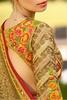 Variation Pink Art Silk Bridal Lehenga Choli image