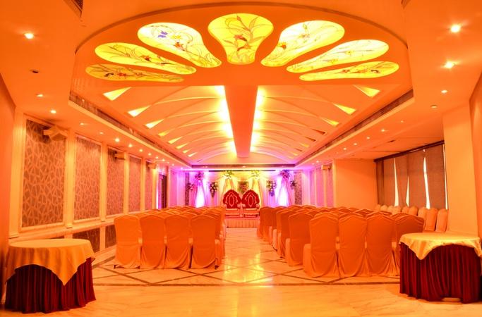 Privilege Inn Malad West Mumbai - Banquet Hall