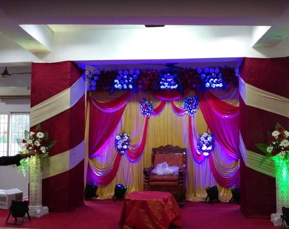 Hamsini Hall Arumbakkam Chennai - Banquet Hall