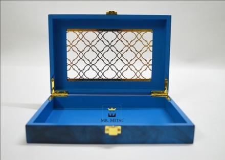 Exquisite Affaire Persian Net 2 Wedding Box