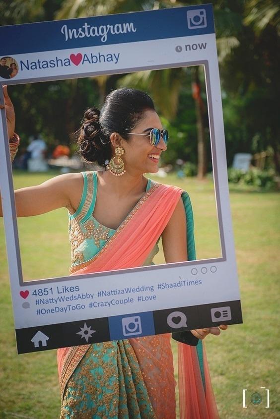 Instagram Photobooth Frame
