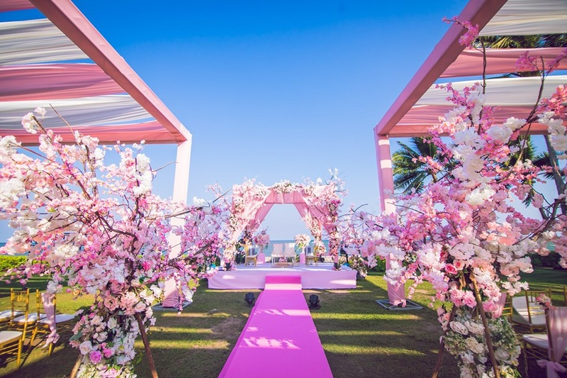 5 Epic Outdoor Wedding Venues in Agra - The City of Love