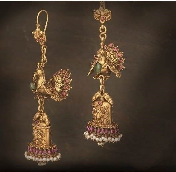 Temple Jewellery Lookbook: All You Need To Know About South
