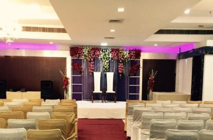 Hotel Rass Kanpur Cantonment Kanpur - Banquet Hall