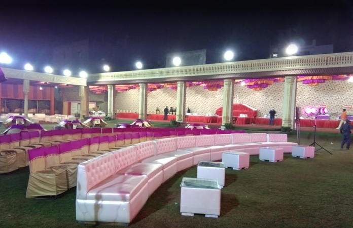 SG Farms Uttam nagar Delhi - Wedding Lawn