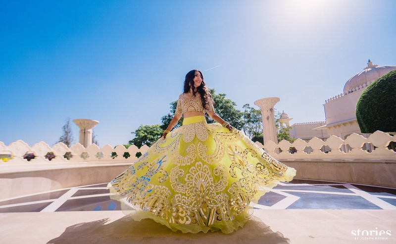 Best Lehenga Designs for 2018 Indian Brides
