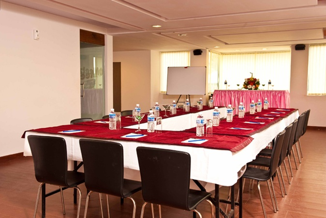 Hotel Colva Kinara Colva Goa - Banquet Hall
