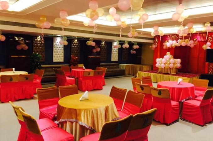 Hotel Silver Stone Model Town Ludhiana - Banquet Hall