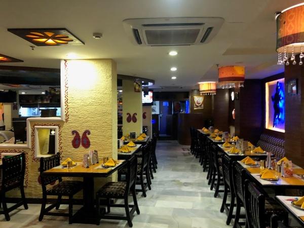 Pind Balluchi Dwarka Delhi - Banquet Hall