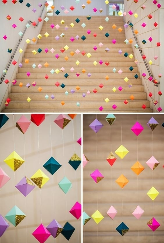 Simple Origami Photobooth