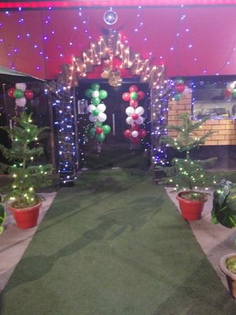 D Button Cafe Indira nagar Lucknow - Banquet Hall