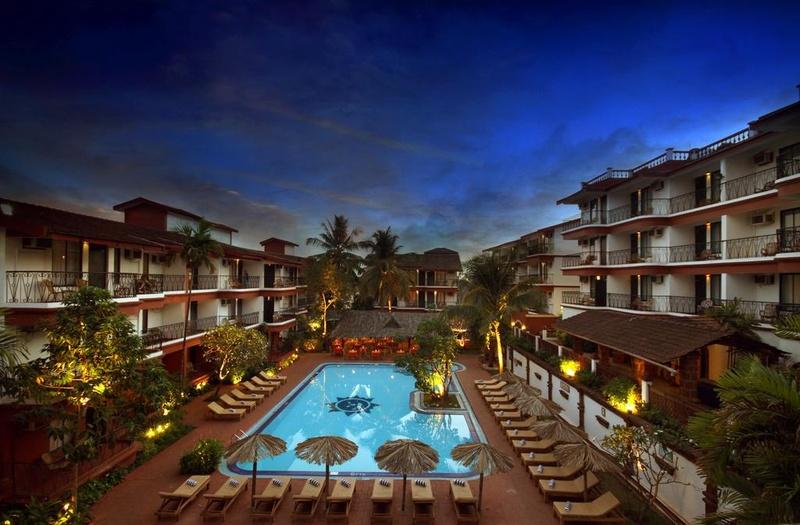 Double Tree By Hilton, Arpora, Goa