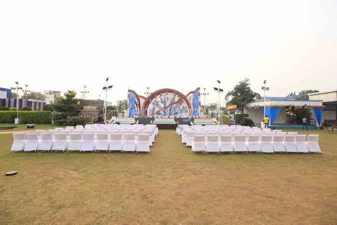 Shree Johri Marriage Garden Mansarovar Jaipur - Wedding Lawn