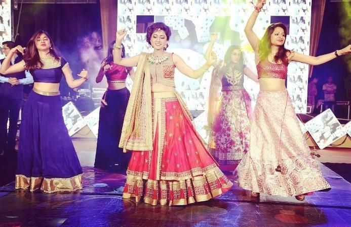 The Wedding Spell | Delhi | Dance