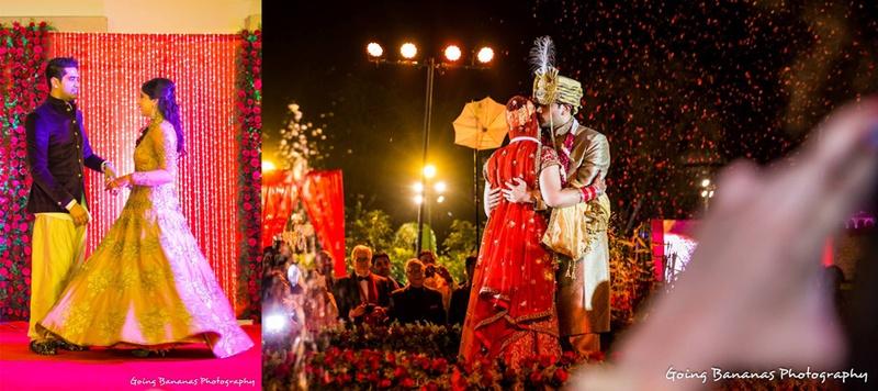 Ankit  & Deepika Jaipur : Majestic Destination Wedding with Quirky Details held at Taj Jai Mahal Jaipur