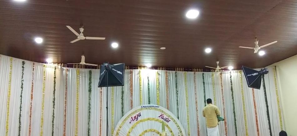 Kattady Convention Centre Thrippunithura Kochi - Destination Wedding