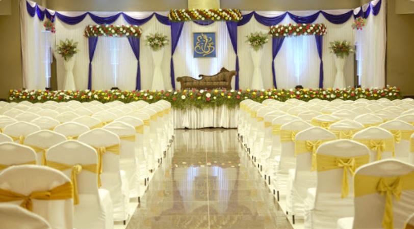 Sai Sakthe Pleasant Stay Panaiyur Chennai - Banquet Hall
