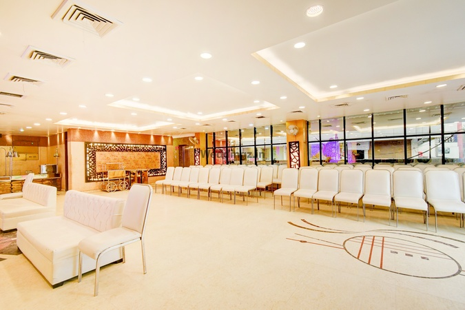 The Royal Palace Vasundhara Ghaziabad - Banquet Hall