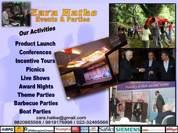 Zara Hatke Events & Parties   Mumbai   Wedding Planners