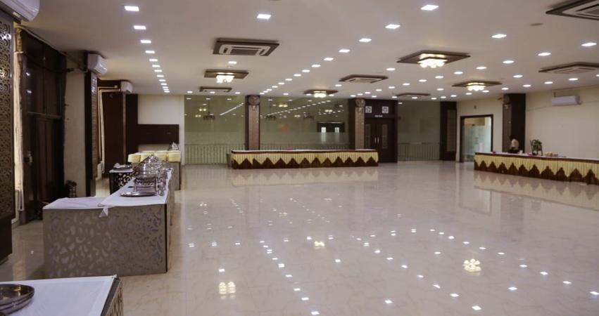 S P Banquet Kankaria Ahmedabad - Banquet Hall