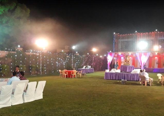 Shri Govindam Garden Rawat Nagar Jodhpur - Banquet Hall