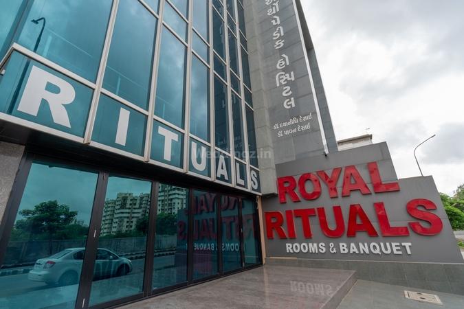 Hotel Royal Rituals Vesu Surat - Banquet Hall