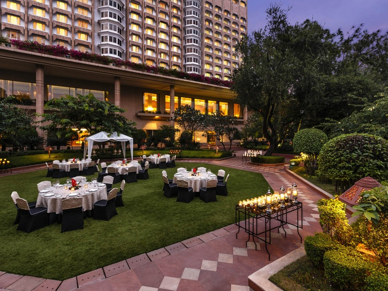 Wedding Lawns in Connaught Place, Delhi for a Perfect Open-air Wedding Celebration