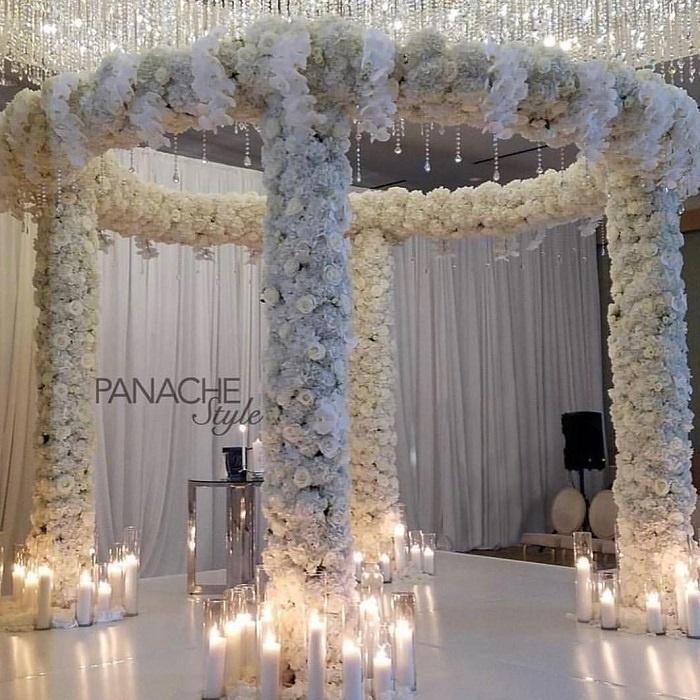 50 Top Mandap Decoration Ideas From 2017 Weddingz2017rewind Blog