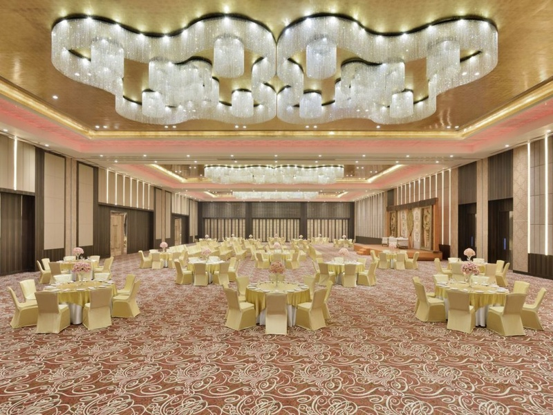 Famous Wedding Halls in Agra to Celebrate your much-awaited Event in a Special Way