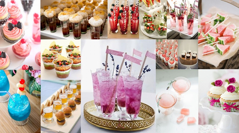 #SummerWeddingSeries Quenching Cocktails and Finger Licking Foods for your Summer Wedding