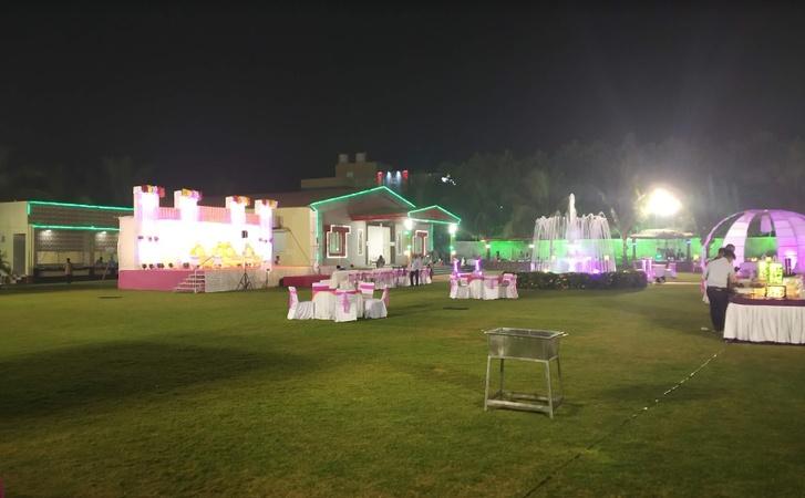 Kokila Resort Pokhariput Bhubaneswar - Banquet Hall
