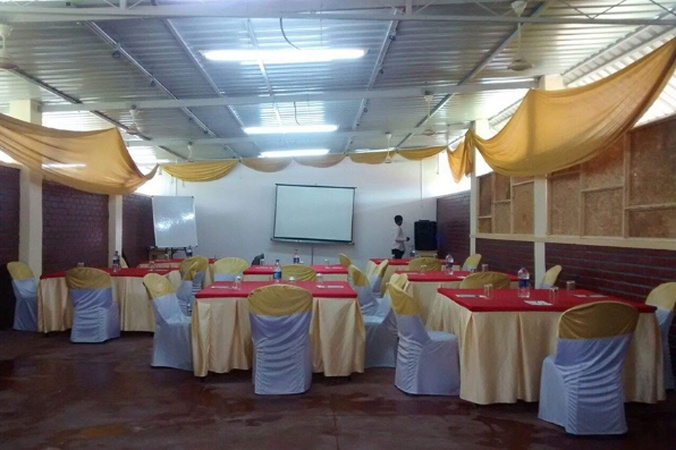 Quantic Resorts Kanakapura Road Bangalore - Banquet Hall