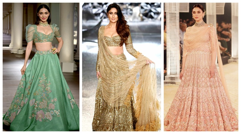 ICW 2018 saw the best of Bridal fashion with the showstoppers Kareena Kapoor, Kiara Advani, Kangana Ranaut and more!