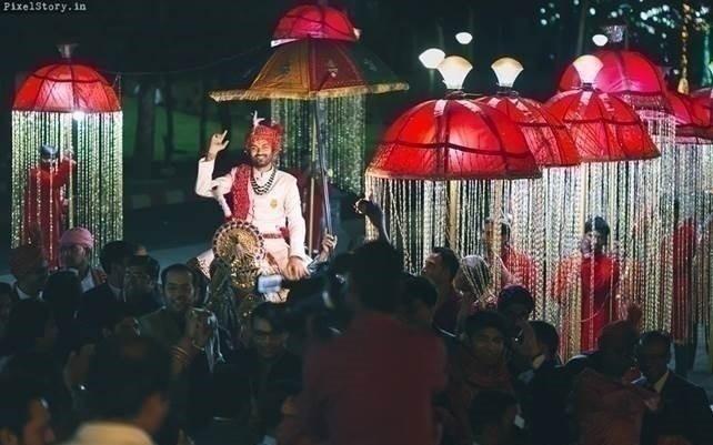 Rajput Baraat: