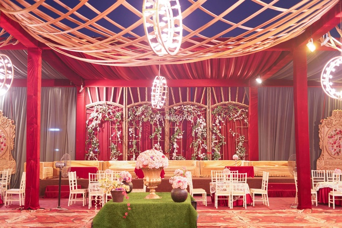 Dream Palm Resort Zirakpur Chandigarh - Banquet Hall