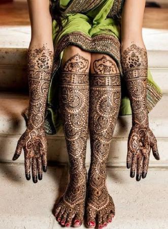 Rushda Mehndi Designer | Mumbai | Mehendi Artists
