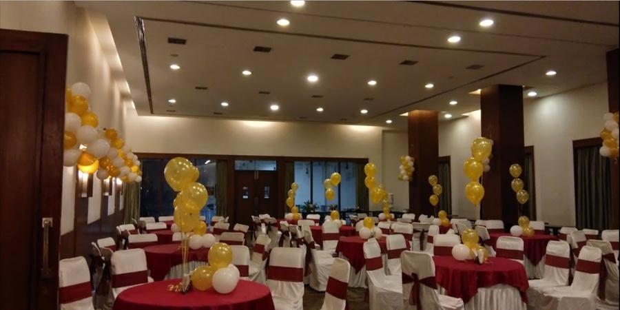 Kwality's Motel Shiraz Maharana Pratap Nagar Bhopal - Banquet Hall